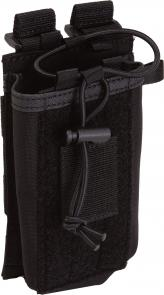 5.11 Tactical Radio Pouch, Black (58718-019)