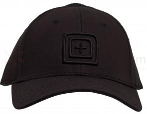 5.11 Tactical Scope Flex Cap, Black, M/L (89390-019)
