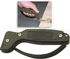 Accusharp OD Green Knife and Tool Sharpener