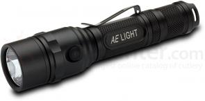 AE Light AEL280P Police Special Dual Switch LED Flashlight, 280 Max Lumens