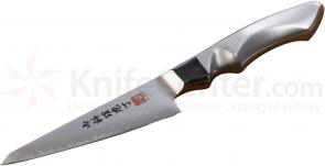 Al Mar SC5 Stainless Ultra-Chef Honesuki Knife 5 inch VG10 Damascus Blade