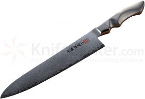 Al Mar SC9 Stainless Ultra-Chef Gyuto Knife 9.5 inch VG10 Damascus Blade