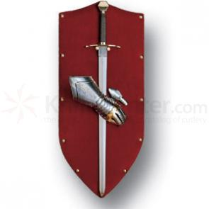 Armaduras Shield w/Sword & Gauntlet