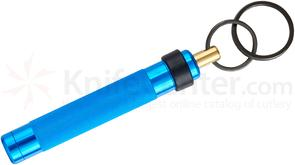 ASP Palm Defender (Blue) 4 inch Keyring Baton Pepper Spray