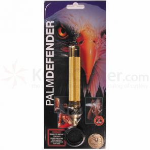 ASP Palm Defender (Gold) 4 inch Keyring Baton Pepper Spray