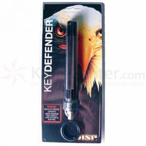 ASP Key Defender (Black) 5.5 inch Keyring Baton Pepper Spray