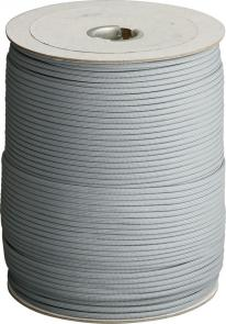 Atwood Rope 550 Paracord, Gray, 1000 Foot Spool