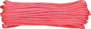 Atwood Rope 550 Paracord, Pink, 100 Feet
