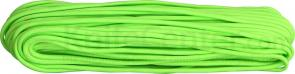 Atwood Rope 550 Paracord, Neon Green, 100 Feet