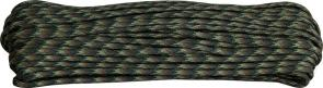 Atwood Rope 550 Paracord, Woodland Camo, 100 Feet