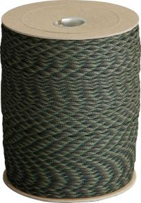 Atwood Rope 550 Paracord, Woodland Camo, 1000 Foot Spool