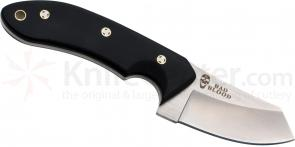 Bad Blood Knives Paradigm Fixed 2-1/2 inch 8Cr14 Stainless Blade, G10 Handle, Kydex Sheath