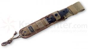 Benchmade 983469 Fixed Blade MOLLE Sheath for 140/141, Coyote