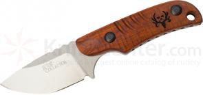 Benchmade Michael Waddell's Bone Collector Skinner Fixed 2.68 inch D2 Plain Blade, Cocobolo Wood Handles