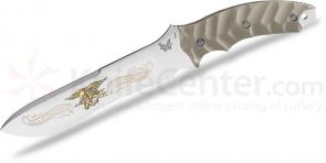 Benchmade 150-1 Marc Lee Limited Edition  inchGlory inch Combat Knife 7.3 inch Polished Blade, G10 Handles