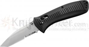 Benchmade 523S Tanto Presidio Axis Locking Folder 3.42 inch Combo Edge