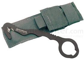 Benchmade 8 Rescue Hook Strap Cutter, Soft ADC Sheath