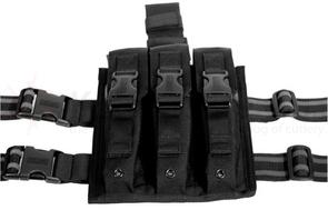 BLACKHAWK! Omega Elite SMG 9mm Pouch, Black
