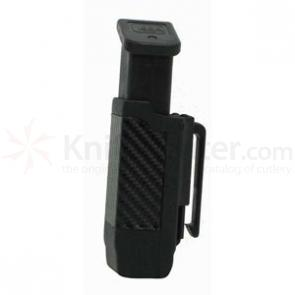 Blackhawk Carbon Fiber Single Row Mag Case, Black