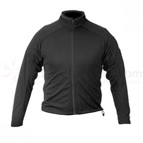 Blackhawk Warrior Wear Training Jacket, Large, Black