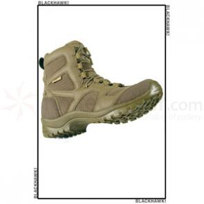 Blackhawk Warrior Wear Desert Ops Boot, Coyote Tan, Size 9