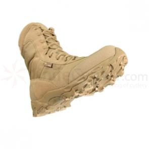 BLACKHAWK! Warrior Wear Desert Ops Boots, Desert Tan, Size 8 1/2
