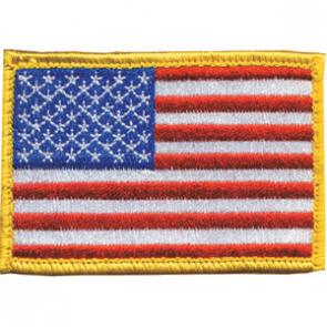 Blackhawk Patch, American Flag, with Velcro