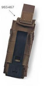 Benchmade Molle Folder Pouch Digital Design with Clip and Snap