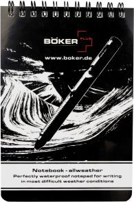 Boker Plus Weatherproof Notebook, Large (09BO191)