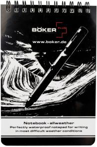 Boker Plus Weatherproof Notebook, Small (09BO192)