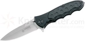 Boker Turbine Forum Folding Knife 3-7/8 inch Blade, G10 Inlays