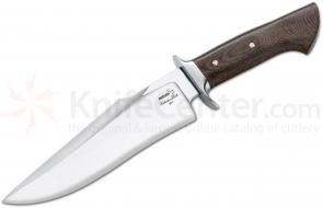 Boker Plus Collection 2013 Fixed 8 inch Blade, Brown Micarta Handles (02BO2013)