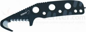 Boker Plus Rescom Fixed Blade Rescue Hook Knife 6-1/2 inch Overall