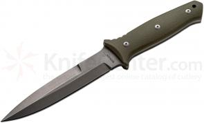 Boker Plus Striker Fixed 6-3/8 inch Blade, Micarta Handles (02BO610)