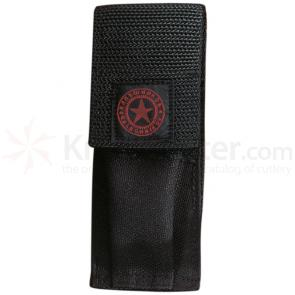 Boker KAL74 Kalashnikov Sheath, Black Cordura, Fits up to 4 inch Folders