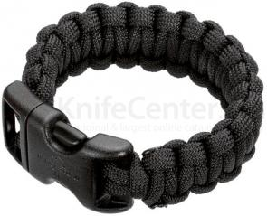 Boker Wilson Tactical 9 inch Survival Bracelet, Black (09WT203)