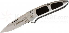 Boker Speed Lock Anniversary Folding Knife 3-1/4 inch Blade, Grenadill Scales (110005)
