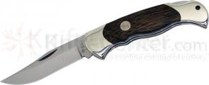 Boker Custom Design Collection Scala with Palmira Wood Handle 4-1/8 inch Closed