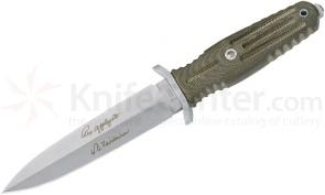 Boker Applegate-Fairbairn 5.5 Premium Dagger 5-1/2 inch Blade with Micarta Handle