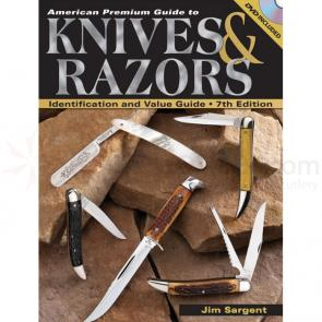 American Premium Guide to Knives and Razors with DVD