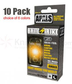 Brite-Strike APALS All Purpose Adhesive Light Strips, Blue (APALS10-BLU)