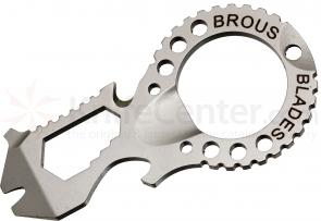 Brous Blades BMT Brous Multi-Tool, Gray