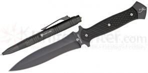 Browning Black Label Tactical Pen/Letter Opener Set 440C Stainless Steel, Black G10 Handles