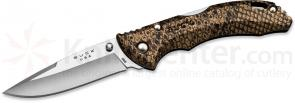 Buck 286 Bantam BHW Folding Knife 3-5/8 inch Blade, Copperhead Handles