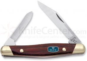 Buck 309 Companion Rosewood Dymondwood Handle 3 inch Closed
