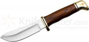 Buck 103 Skinner Fixed 4 inch Blade, Cocobola Dymondwood Handles (0103BRS)