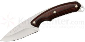 Buck 694 Alpha Hunter Fixed 3-3/4 inch Blade, Rosewood Handles