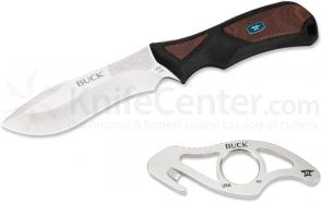 Buck ErgoHunter - Pro Hunting Knife 4-3/4 inch S30V Blade with 420HC Guthook Ring