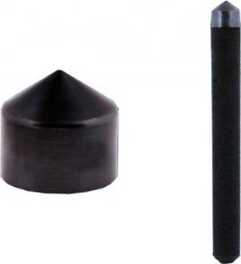 Bust A Cap Tactical Glass Breaking Cap for ASP Batons