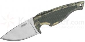 Camillus TigerSharp Titanium Skinning Knife 3 inch Replaceable Blade, Camouflage Handle